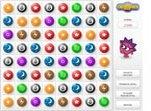 Разноцветные шарики для Смешариков
