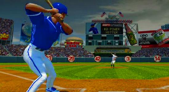Игры Бейсбол