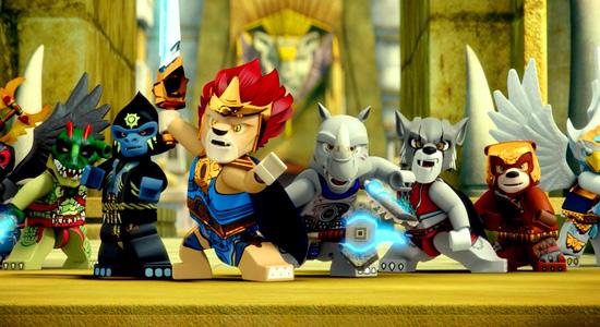 Игры Лего Чима