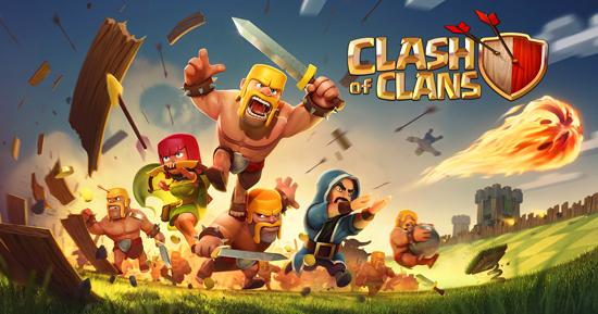 Игры Clash of Clans