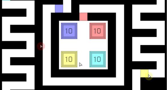Игры cursors io