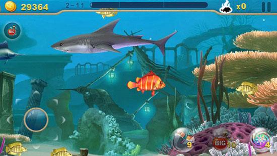 Игры Fish io