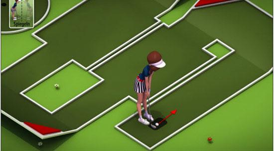 Игры Гольф