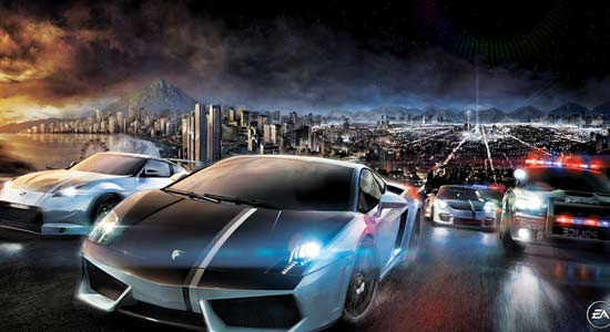Игры гонки на машинах