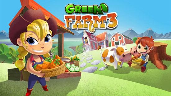 Игры зеленая ферма