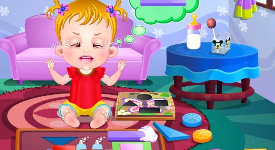 Игры Малышка Хейзел