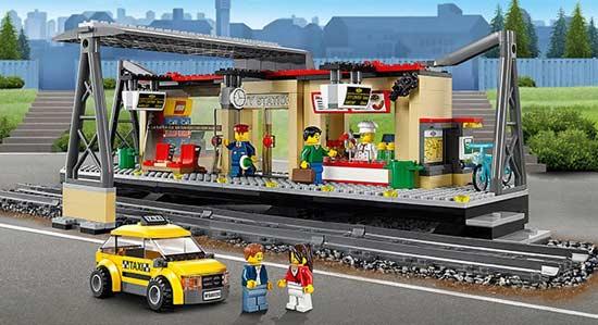 Игры Лего Сити