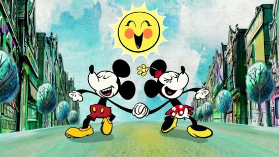 Игры Микки Маус