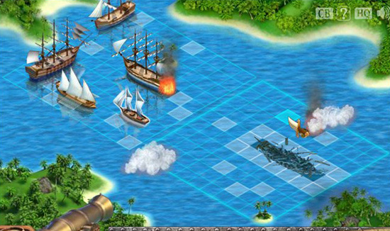 Игры Морской бой