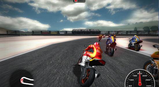 Игры Игры мотоциклы