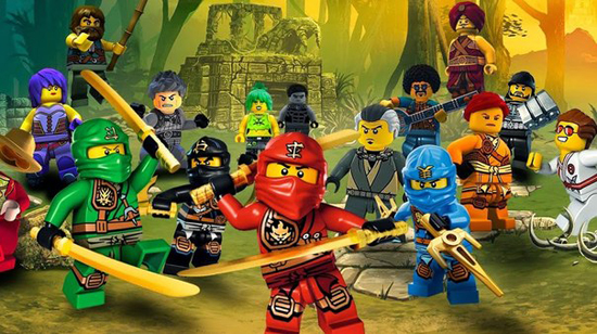 Скачать lego ninjago: tournament на android.