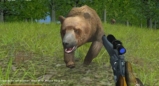 Игры охота
