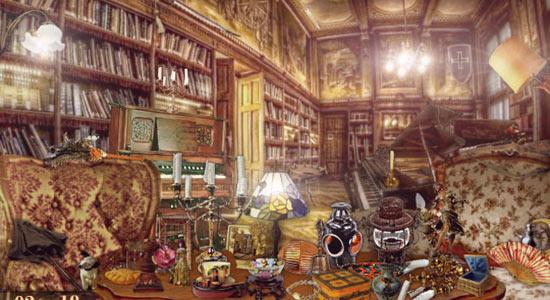 Игры Поиск предметов