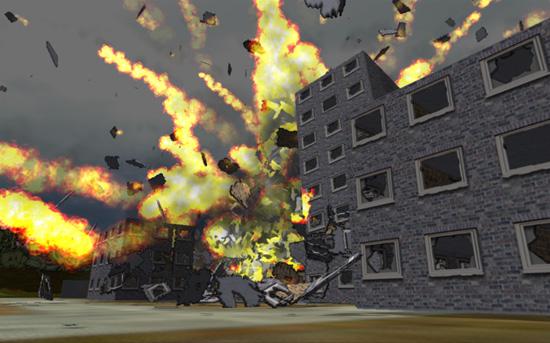 Игры Разрушение