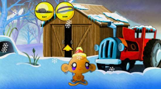 Игры счастливая обезьяна