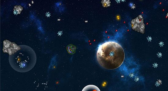 Космические игры