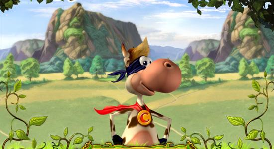 Игры Супер корова