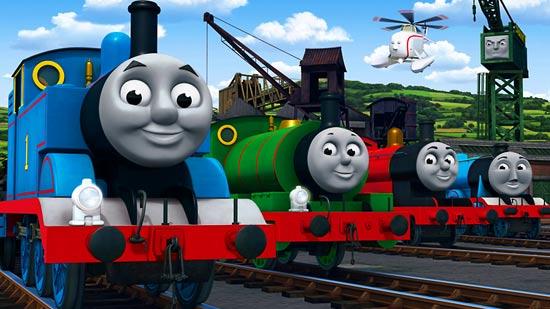 Игры Томас и его друзья