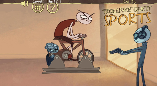 Игры троллфейс