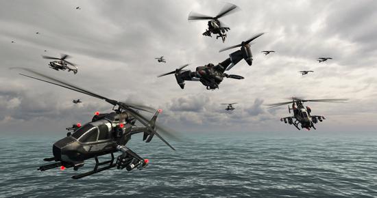 Игры вертолеты