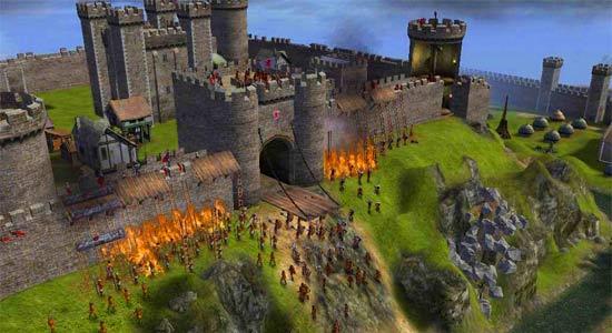 Игры замки