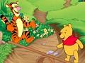 Веселые прыжки Пуха и Тигры