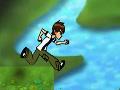 Бен 10 мощный прыжок