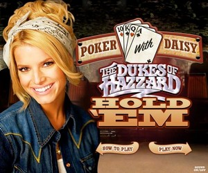 The Dukes Of Hazzard Hold em